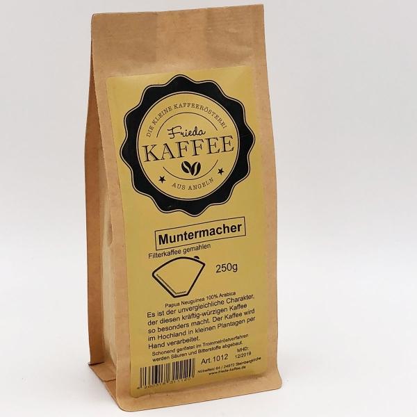 Papua Neuguinea 250g gemahlen für Filterkaffee