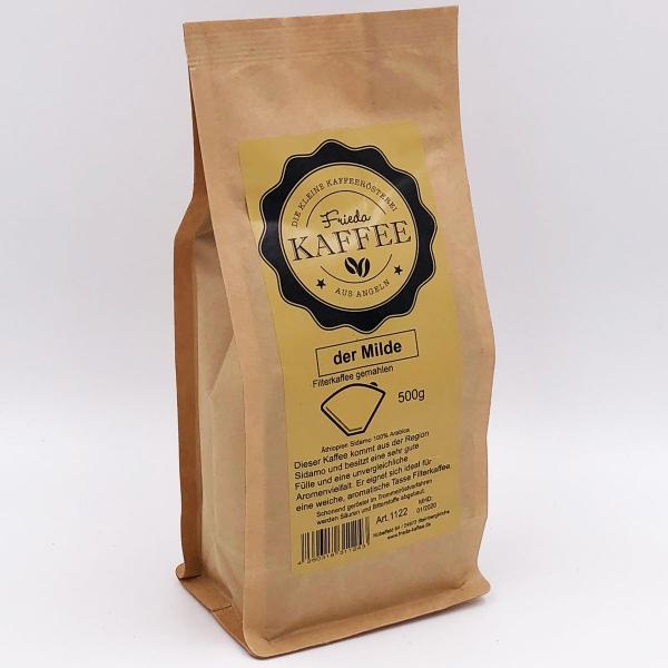Äthiopien Sidamo 500g gemahlen für Filterkaffee