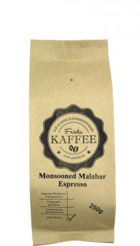 Monsooned Malabar 250g ganze Bohnen