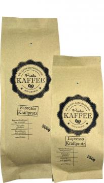 Espresso Kraftprotz