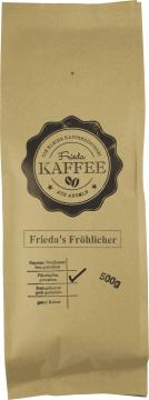 Frieda's Fröhlicher 500g gemahlen für Filterkaffee