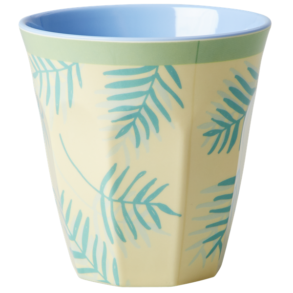 Rice Becher 0,2l / Palm Leaves Print
