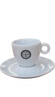 """Espressotasse """"Frieda-Kaffee"""" mit Untertasse"""